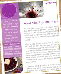 Vitality Health and Wellbeing