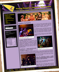 Young People's Theatre Newcastle